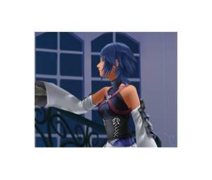 """Em """"Kingdom Hearts HD 2.5 ReMIX"""": Cinderela e Aqua"""