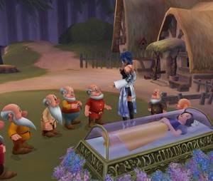 """O jogo """"Kingdom Hearts HD 2.5 ReMIX"""" vai ter os sete anões"""