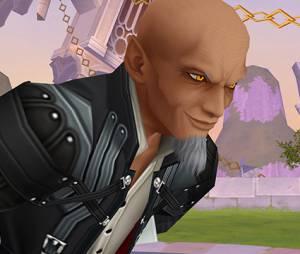 """Um dos vilões de """"Kingdom Hearts HD 2.5 ReMIX"""""""