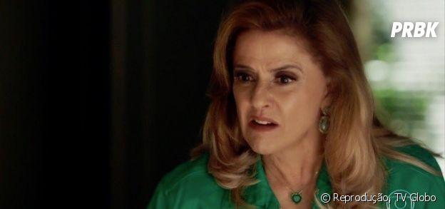 """O tempo vai fechar para Sophia (Marieta Severo) em """"O Outro Lado do Paraíso"""""""