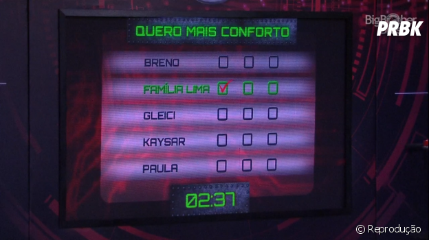 """Ana Clara só tem direito a mais dois descansos de cinco minutos na prova de imunidade do """"BBB18"""""""