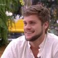 """Eliminado do """"BBB18"""",Breno diz que se preocupou com Ana Clara antes de ficar com Paula"""