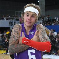 Justin Bieber aparece em público pela primeira vez após salvar mulher de ser enforcada no Coachella