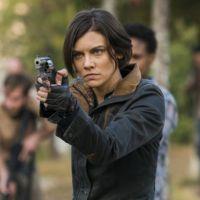 """Em """"The Walking Dead"""": na 9ª temporada, Lauren Cohan continua na série como Maggie!"""