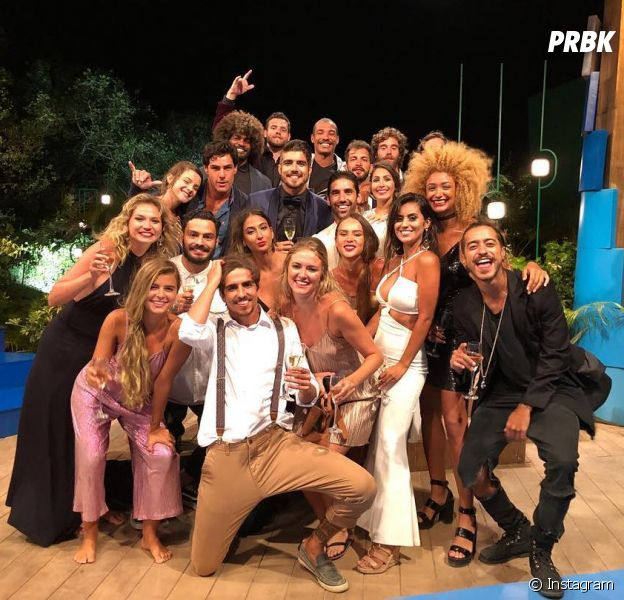 """Ranking dos participantes da 4ª temporada do """"Are You The One? Brasil"""" mais seguidos no Instagram"""