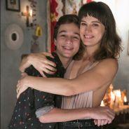 """Final """"O Outro Lado do Paraíso"""": Tomaz chama Clara de """"mãe"""" pela primeira vez!"""