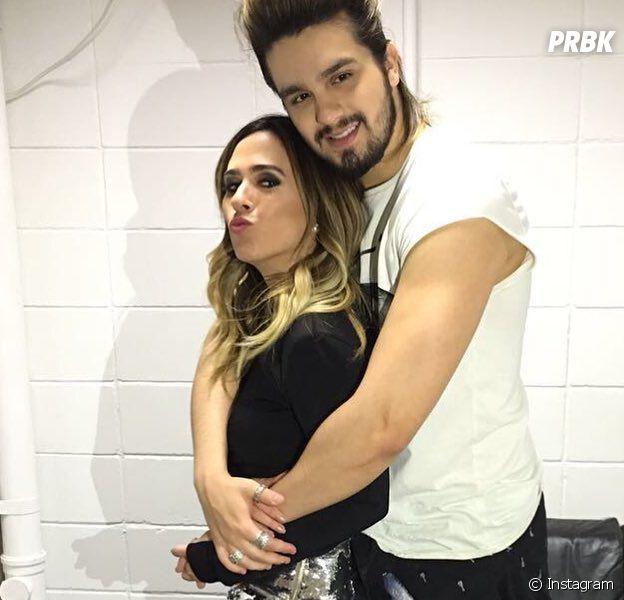 Luan Santana anuncia clipe de música inédita com Tatá Werneck