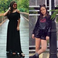 Maisa x Larissa Manoela: vote no look preto que mais combina com você!