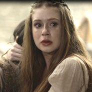 """Novela """"Deus Salve o Rei"""": Amália pode morrer queimada por caçador de bruxas!"""