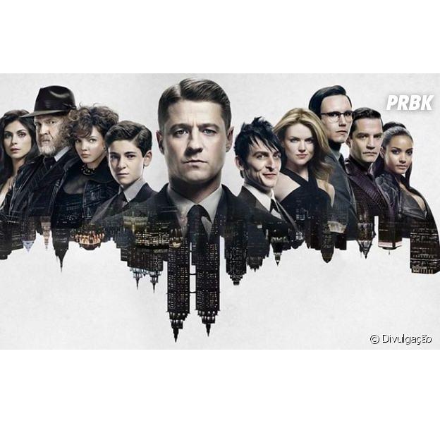 """De """"Gotham"""", série ganhará 5ª e última temporada"""