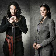 """Novela """"Deus Salve o Rei"""": Catarina se casa e Afonso fica com ciúme!"""
