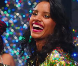 """Gleici, campeã do """"BBB18"""", brilha em novo clipe de Gaby Amarantos"""