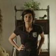 """Em """"Segundo Sol"""", Maura vai ser chantageada por Rosa (Leticia Colin)"""