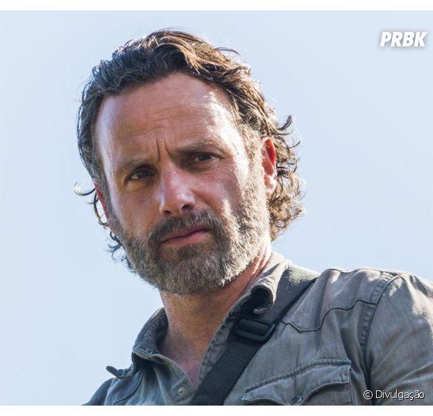 """De """"The Walking Dead"""", Andrew Lincoln recebe pedido dos fãs para continuar na série"""