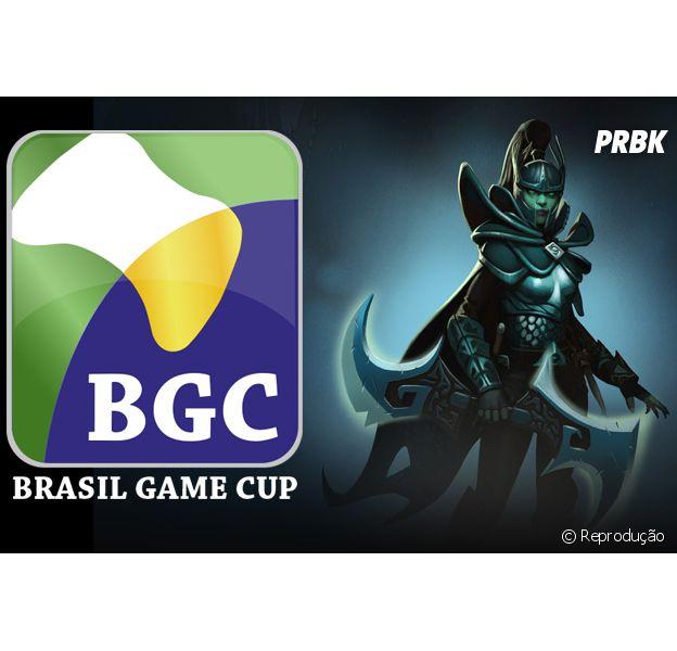 """Primeira edição do torneio """"Brasil Game Cup"""" será realizada com o game """"Dota 2"""" durante a feira de jogos """"Brasil Game Show"""""""