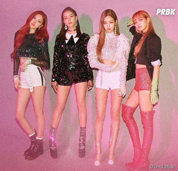 """Blackpink faz seu comeback com mini-álbum """"Square Up"""" e MV de """"DDU-DU DDU-DU"""""""