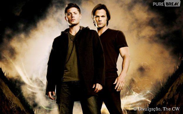 """Em """"Supernatural"""", os irmãos Winchester voltam com tudo para uma décima temporada cheia de mistérios"""