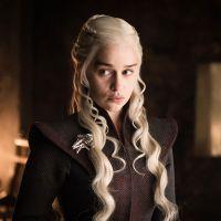 """De """"Game of Thrones"""": Emilia Clarke, a Daenerys, encerra as gravações na última temporada da série!"""