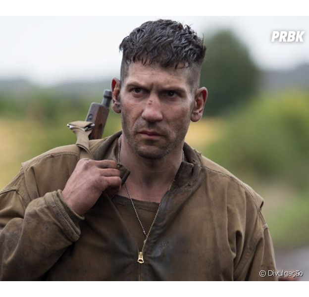 "Em ""The Walking Dead"", Jon Bernthal está de volta na 9ª temporada!"