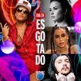 Anitta vai cantar no mesmo dia que Demi Lovato e Bruno Mars no Rock In Rio Lisboa
