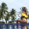 Anitta não esconde ansiedade em participar pela primeira vez do Rock in Rio