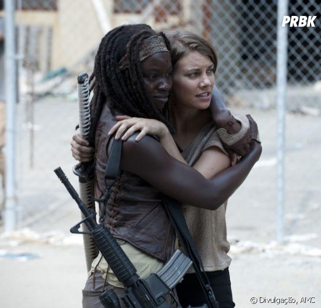 """Nona temporada de """"The Walking Dead"""" terá """"grandes histórias com mulheres"""", diz showrunner Angela Kang"""