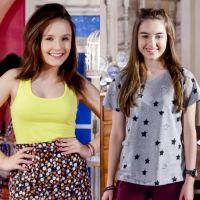 """De """"As Aventuras de Poliana"""": Mirela ou Raquel? Escolha qual das duas deve ficar com Guilherme!"""