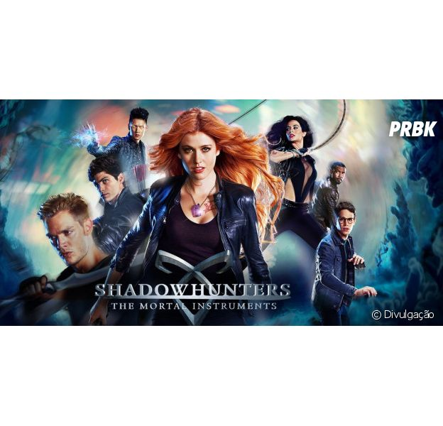 shadowhunters 1 temporada dublado