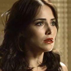 """Em """"Segundo Sol"""", Rosa (Letícia Colin) é agredida por Laureta e obrigada a transar com vários homens"""