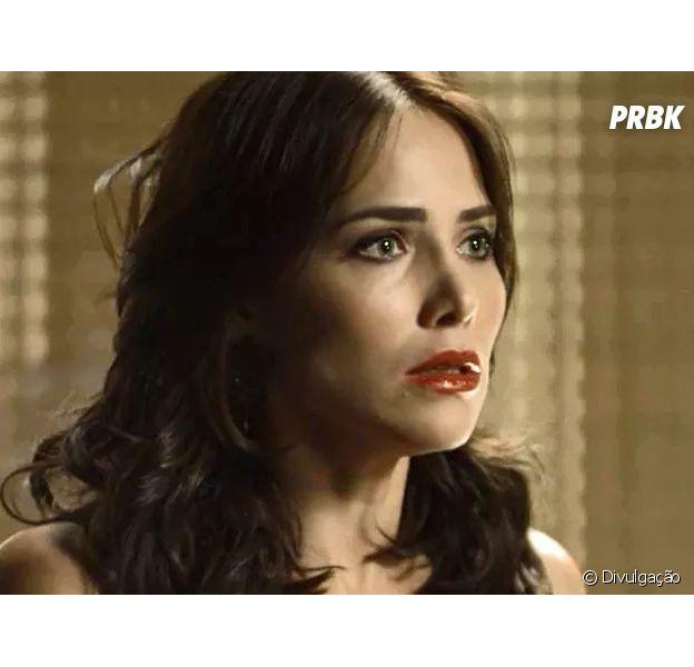 """Em """"Segundo Sol"""", Rosa (Letícia Colin) é agredida e obrigada a transar com vários homens"""