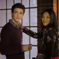 """Na estreia de """"The Flash"""": Barry Allen, Iris West e mais nas primeiras imagens!"""