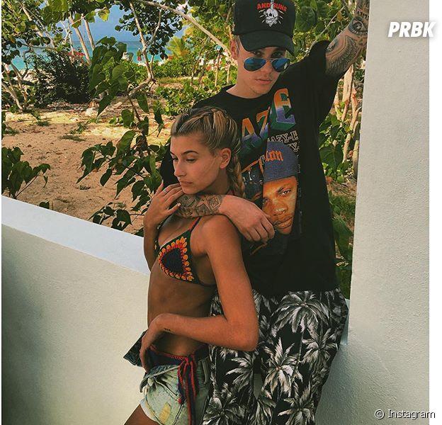 Justin Bieber e Hailey Baldwin se beijam e andam de mãos dadas em novos flagras de paparazzi