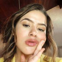 """Maisa Silva nega que fez preenchimento labial, como Anitta e Kylie Jenner: """"Tenho 16 anos"""""""
