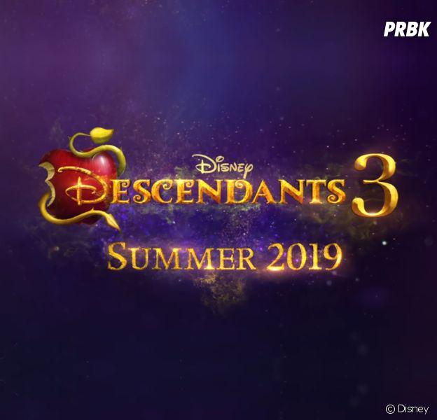 """Gravações de """"Descendentes 3"""" terminam e Disney posta foto inédita do último filme"""