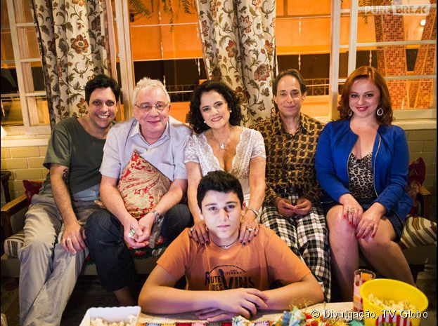 """A família Silva se reúne pela última vez no episódio desta quinta-feira de """"A Grande Família"""""""