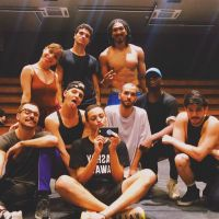 "Pabllo Vittar começa a ensaiar coreografia de ""Problema é seu"", single do próximo álbum!"