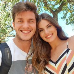 """Camila Queiroz fala sobre casamento com Klebber Toledo: """"Muito detalhe"""""""