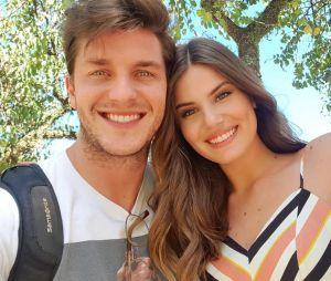 Camila Queiroz e Klebber Toledo vão se casar na próxima quarta (8)