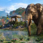 """Trailer de """"Far Cry 4"""" mostra elefantes destruidores passando por cima de tudo"""