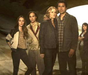 "Em ""Fear The Walking Dead"", atriz lamenta mortes na 4ª temporada"