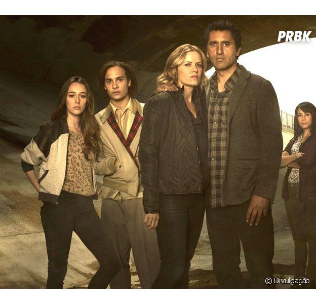 "Em ""Fear The Walking Dead"", atriz lamenta mortes na 4ª temporada"