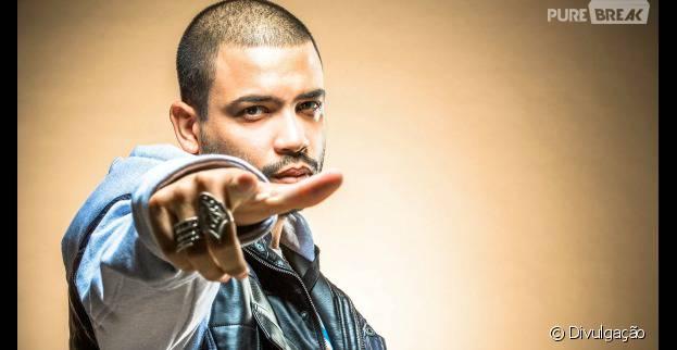 Projota se prepara para lançar o seu álbum de estreia pela Universal Music