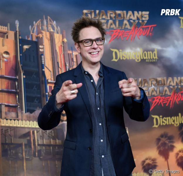Marvel quer James Gunn de volta e pressiona a Disney!