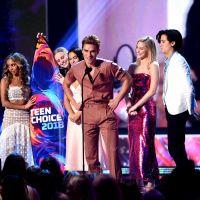"Teen Choice Awards 2018 consagra ""Riverdale"" como série queridinha do momento"