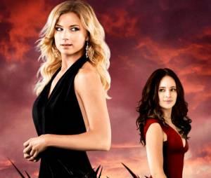 """Emily Thorne (Emily VanCamp) precisa tomar cuidado com Victoria Grayson (Madeleine Stowe), na quarta temporada de """"Revenge"""""""