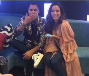 Micael Borges e Anitta não são mais parceiros musicais, diz jornal