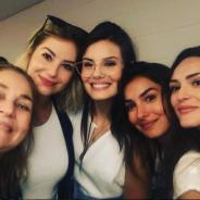 """Camila Queiroz, Isabelle Drummond  e elenco de """"Verão 90 Graus"""" já está todo entrosado!"""