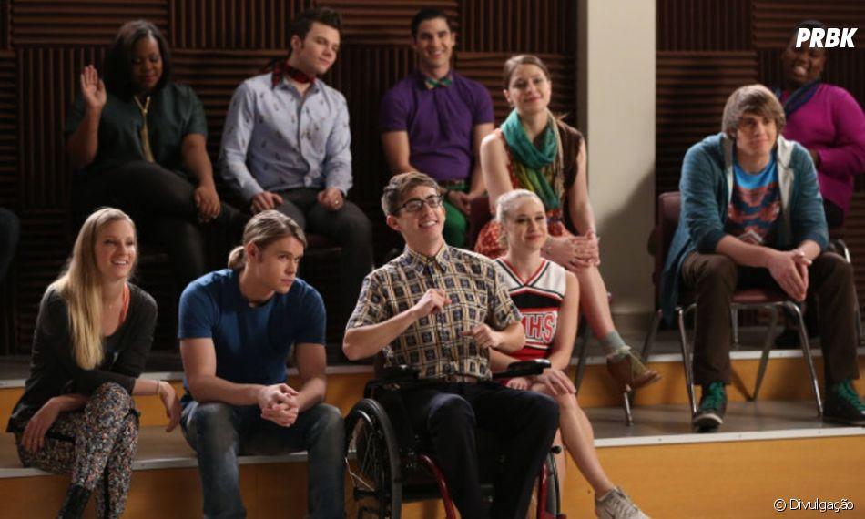 """""""Glee"""" volta para o catálogo da Netflix em novembro"""