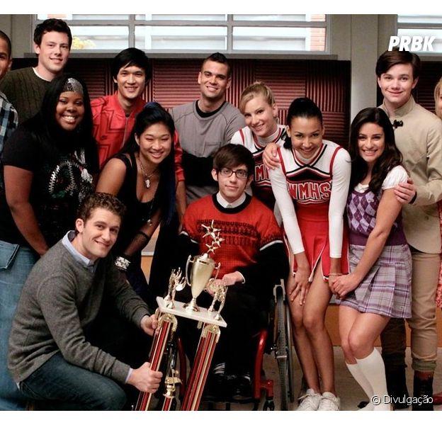 "Série ""Glee"" voltará para a Netflix"