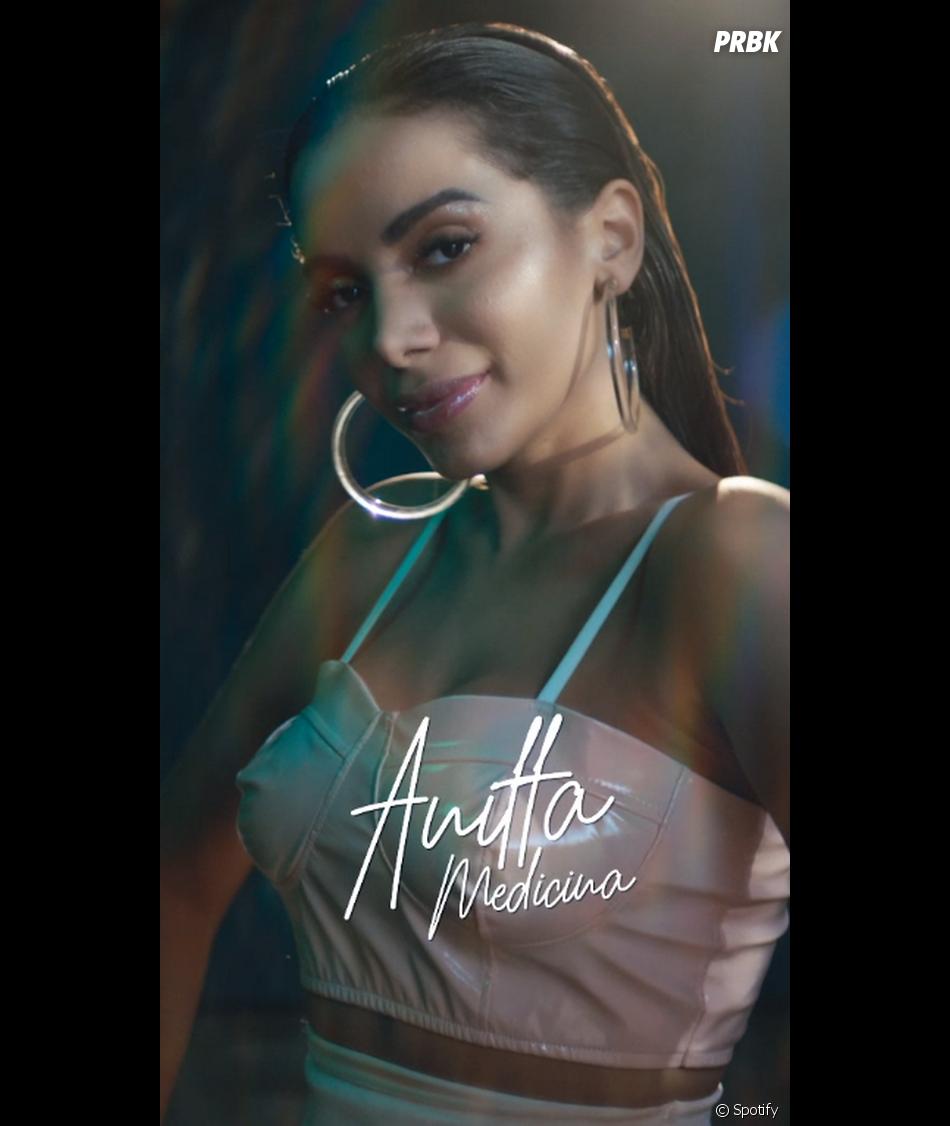 Anitta causou recentemente por não se posicionar contra Bolsonaro